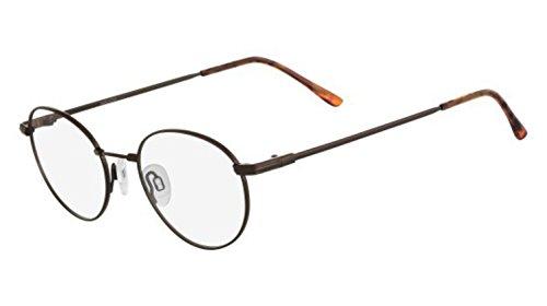 Flexon Autoflex 53 Eyeglasses 249 Coffee 249 Demo 52 19 145