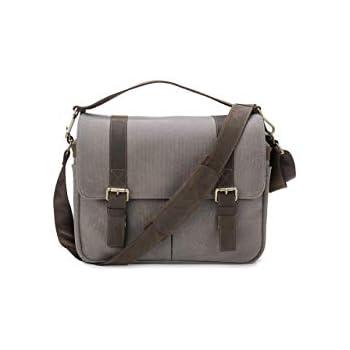 94af8a3fd4 Messenger Bag Camera Laptop    Premium Grade Leather Waxed Canvas DSLR  Professional Mirrorless Setups -