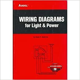 Amazing Wiring Diagrams For Light And Power Edwin P Anderson 9780672232329 Wiring Cloud Hisonuggs Outletorg