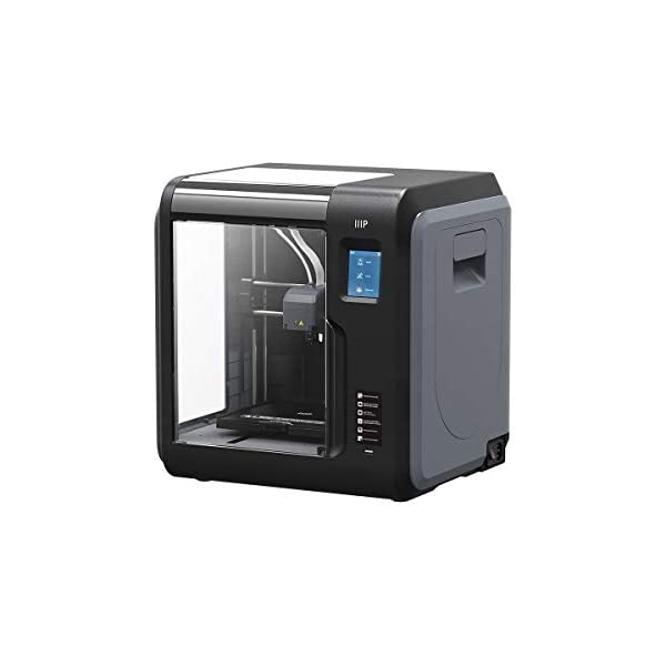 Monoprice Voxel 3D Printer -Removable Heated Build Plate (150 x 150 mm) Fully Enclosed, Touch Screen, Assisted Level, Easy Wi-Fi, 8GB Internal Memory