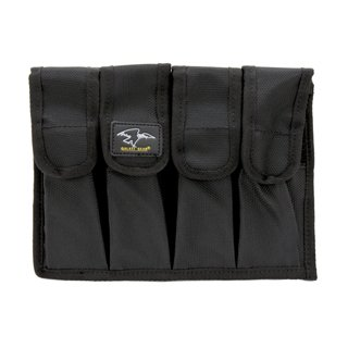 (Galati Gear Mag Pouch with Velcro and Molle (Each holds 4 magazines))