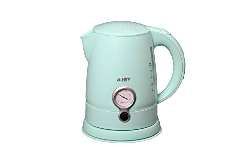 lime green electric kettle - 5