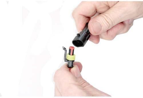 universal Handwerkzeug SUPERSEAL HELLA  8PE 863 807-401 Crimpzangeneinsatz aus Metall