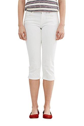 edc by Esprit Jeans Femme Blanc (White)