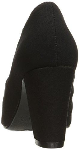 Black Aerosoles Rebel Jane Pump Tailored Women's Mary CUqFZw