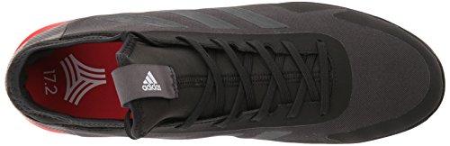 adidas Performance Herren Ace Tango 17.2 TF Fußballschuh Schwarz / Dark Shale / Mohn