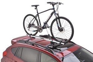 SUBARU Genuine SOA567B020 Roof Bike Carrier
