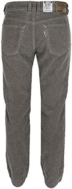 Joker męskie dżinsy Kord Harlem Walker Premium -Kord Stone Grey: Odzież
