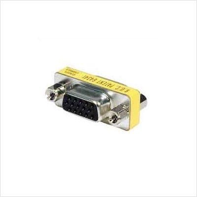 Hd15 Pin Jack (Comprehensive HD15 Pin Jack to Jack Computer Adapter)