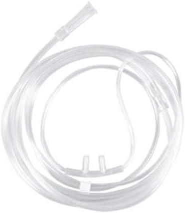 ACAMPTAR Tubo per Ossigeno Nasale Morbido 8M Cannula per Ossigeno Nasale Tubo Nasale Adatto per Generatore di Ossigeno