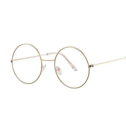 Amazon.com: Kasuki Vintage Round Sunglasses Women Ocean ...