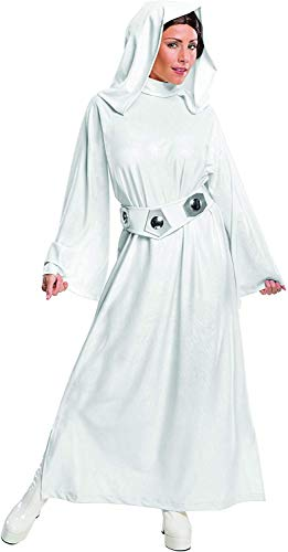 Princess Leia Slave Girl Halloween Costume (Rubie's Women's Star Wars Classic Deluxe Princess Leia)