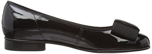 Gabor Rips Mujer para Shoes Black Gabor Patent Black Bailarinas fxwFfqr8n4