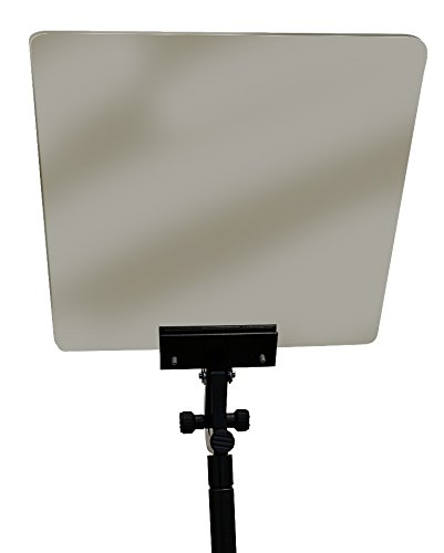 Samvad SP19 19 inch Foldable Adjustable Height and Angle Presidential Speech Prompter