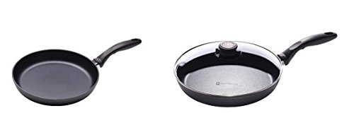 Swiss Diamond HD Classic Nonstick 2pc Fry Pan Set; Nonstick 10.25