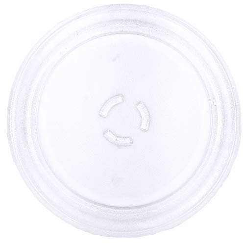 Supplying Demand 4393799 4393751 Microwave Glass Turntable Tray Measures 11 7/8