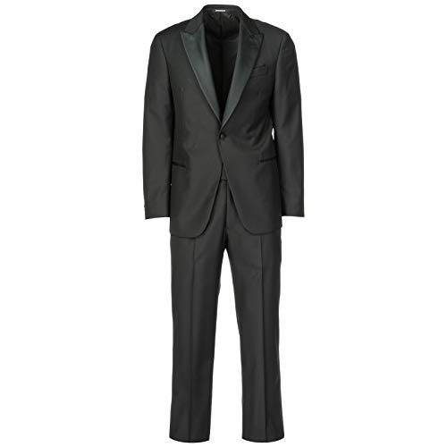 Emporio Armani Men Suits Nero 40 ()