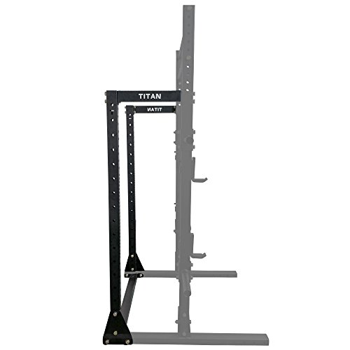 Titan T-3 Half Rack Conversion Kit For Squat Stand by Titan Fitness