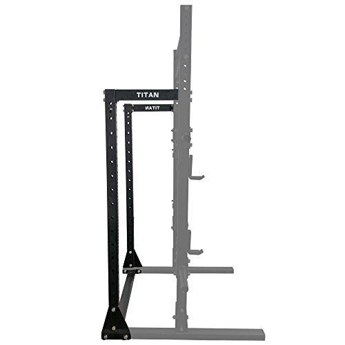 Titan T-3 Half Rack Conversion Kit For Squat Stand