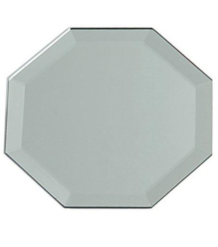 Inch Octagon Glass Mirror Bevel