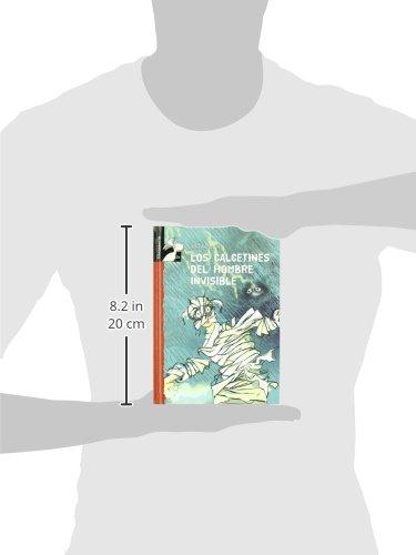 Los calcetines del hombre invisible (Librosaurio) (Spanish Edition): Alex Shearer: 9788479421977: Amazon.com: Books