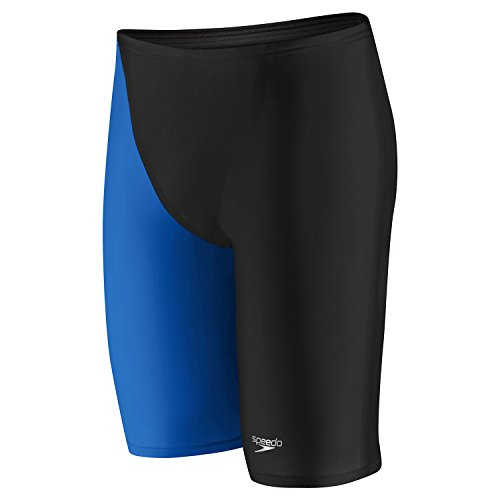 Speedo Men's LZR Racer Elite 2 High Waist Jammer - 30 - (Mens Lzr Racer)