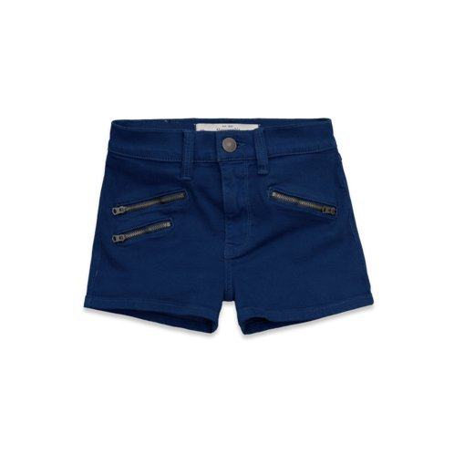 Abercrombie and Fitch Womens Super High Rise Shorts Blue Size (Abercrombie & Fitch Jeans)