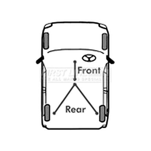 Firstline Parking Brake Cables Part Number: FKB2685: