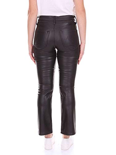 Femme Polyester 1137468black Jeans Mother Noir dXBRcq