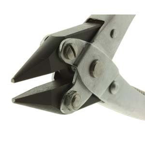 Mazbot Smooth Chain Nose Jaw Parallel -