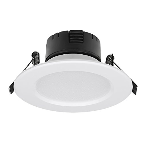 LE 8W 3.5-Inch LED Recessed Lighting 75W Halogen Bulbs Equivalent Not Dimmable LED Driver Included 400lm Warm White 3000K 90 Beam Angle Recessed ...  sc 1 st  Amazon.com & LE 8W 3.5-Inch LED Recessed Lighting 75W Halogen Bulbs Equivalent ... azcodes.com