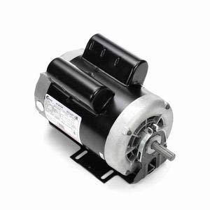 - 1.5 hp 1725 RPM 56 Frame 115/208-230V 60 hz Belt Drive Cap Start Blower Motor Century # C621