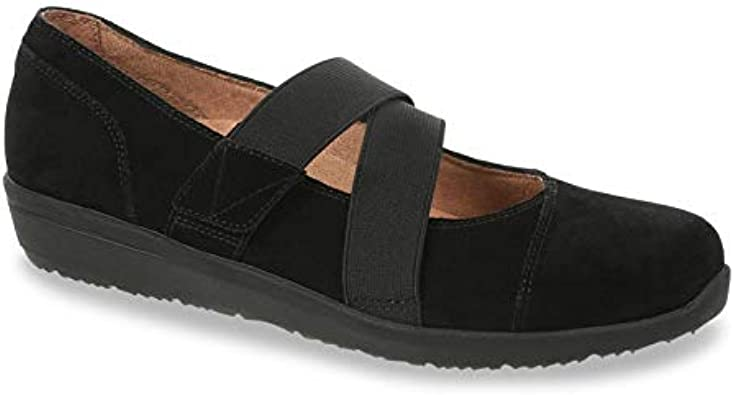 Mary Jane Flats with Concealed Orthotic