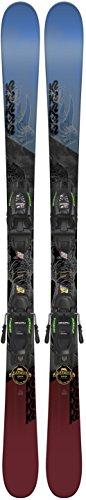 K2 Poacher JR Ski with FDT 7.0 Binding - (All Terrain Junior Skis)