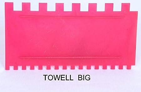 Super Ajanta Pink Tile Plastic Trowel Tile Leveling