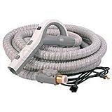 7 x 8 1//2 HQRP 2-Pack Blue Foam Filter Compatible with Electrolux Aerus Centralux Central Vacuums E130 E130A E130B E130F E130G E130J 1590 1590A 1561 1569 1580 1584 Plus Coaster