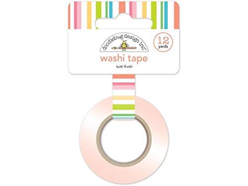 Doodlebug DOO5216 Fun In The Sun Washi tape Tutti Frutti