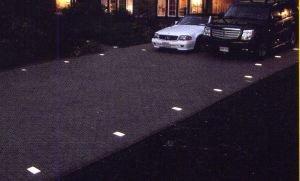 Amazon.com  Kerr Lighting Residential Paver Lights 4  x 8  for Walk Patio Driveway u0026 Pool Deck Installation 14 Pack Installation Kit  Landscape Path ... & Amazon.com : Kerr Lighting Residential Paver Lights 4
