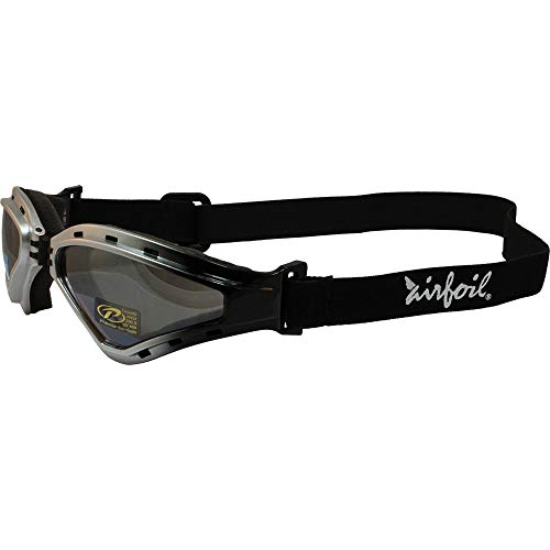 Airfoil 9110 Goggles Silver Mirror