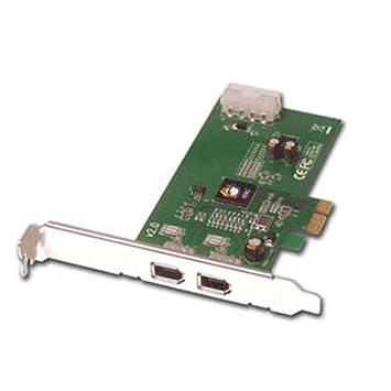 Amazon.com: Siig Inc DP Puerto FireWire 2 PCIe plug-in Card ...