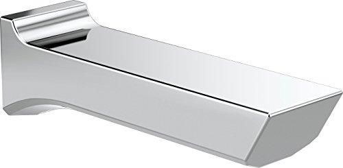 (Delta Faucet RP90159 Pivotal Non-Diverter Tub Spout, Chrome,)