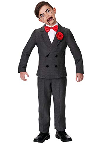Goosebumps Slappy Costume Child Medium -