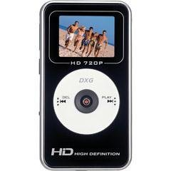 DXG 567V 5.0MP HD Camcorder with 1.7-Inch Hi-Res LCD and 2x Zoom (Black) [並行輸入品]   B0758538ZL