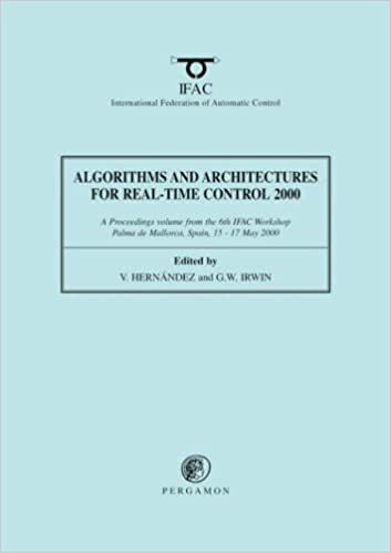 Algorithms and Architectures for Real-Time Control 2000 (IFAC ...