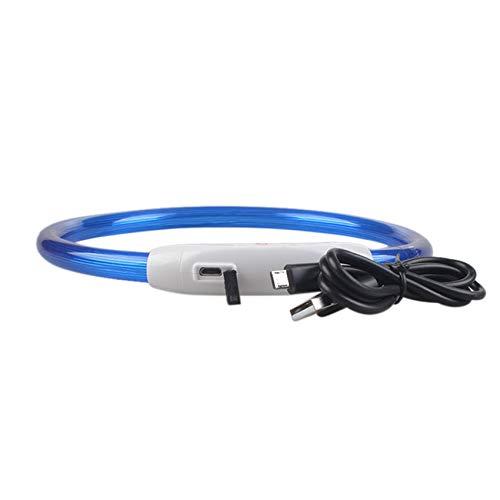RoadRomo Collare di Ricarica USB per collari Luminosi USB Collare per Cani