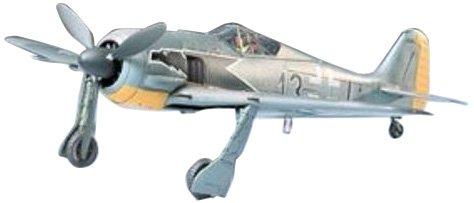 Tamiya Models Focke Wulf Fw190A-3 Model Kit ()