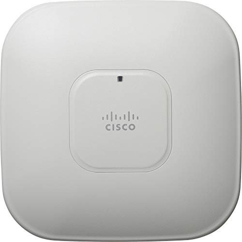 - Cisco Aironet 1140 Series AIR-AP1142N-A-K9 802.11a/g/n 2x3:2 MIMO Standalone Wireless Access Point AP (Renewed)