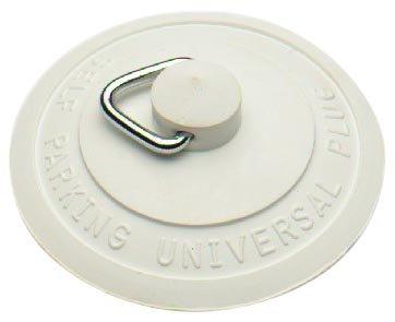 Tappo Della Vasca Da Bagno In Inglese : Bulk hardware bh00004 tappo universale bianco: amazon.it: fai da te