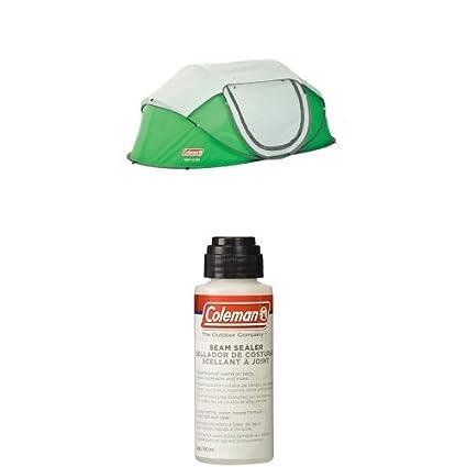 the best attitude 50c78 d3c90 Amazon.com : Coleman Pop-Up Tent : Sports & Outdoors