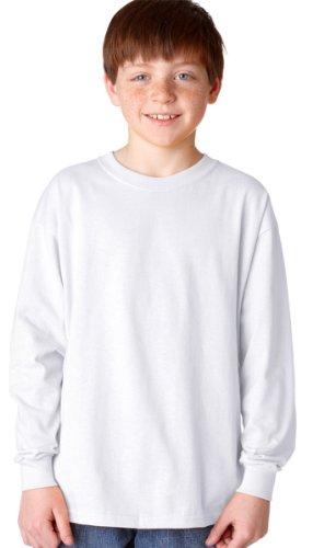 heavy cotton long sleeve t